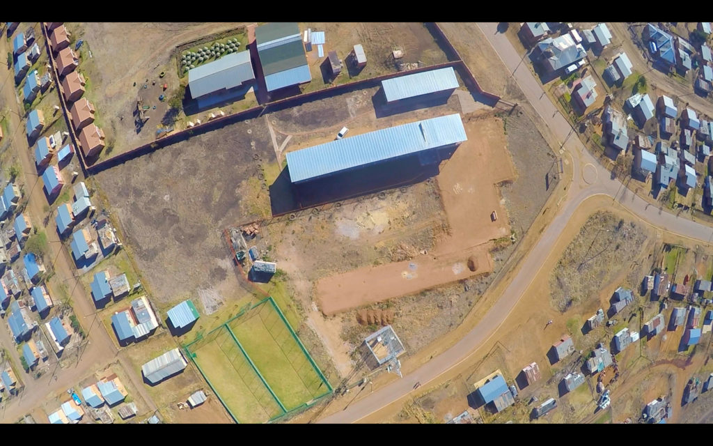 Naledi Christian Academy Birds Eye View